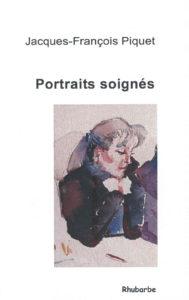 """Couverture de """"Portraits soignés"""""""