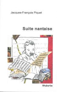 """Couverture de """"Suite nantaise"""""""