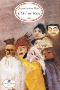 Couverture de l'édition originale de L'Oeil de Boeuf (1983)