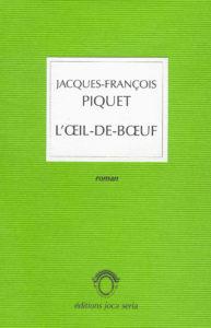 """Couverture de """"L'Oeil de boeuf"""", édition revue de 2004"""